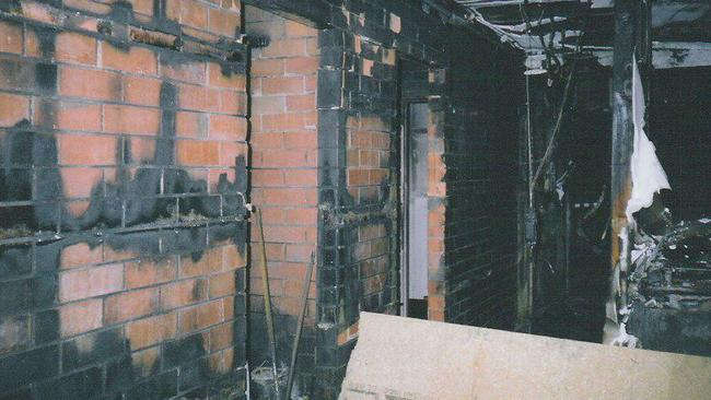 Mark Wilson's Melbourne dance studio was destroyed — twice. Picture: Supplied