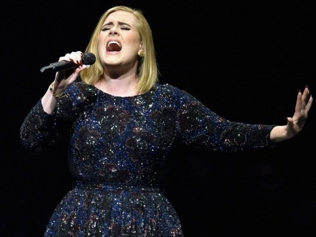 Adele's tribute to the London attacks will make you cry. Photo: Getty