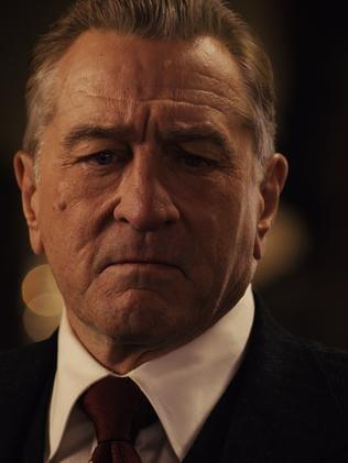 Robert De Niro. Supplied by Netflix.