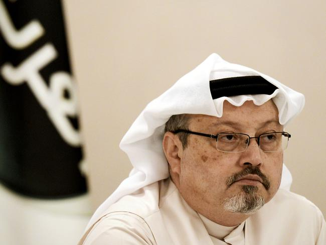 A Saudi surgeon and autopsy expert says Jamal Khashoggi's body was drained of blood before being dismembered. Picture: AFP