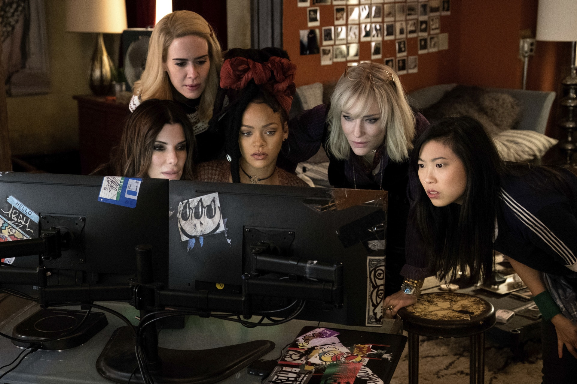 Ocean's 8 just broke a seriously impressive record at the box office
