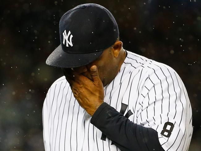CC Sabathia and the Yankees faced the Red Sox again this week. Most of the crowd stayed awake. Picture: Al Bello/Getty Images