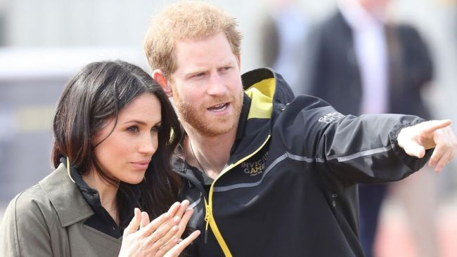 Meghan and Harry's new life has been derailed by coronavirus. Image: Getty Images.
