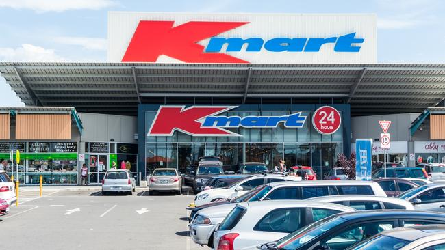 Kmart's sales have flattened after years of rapid growth. Picture: iStock