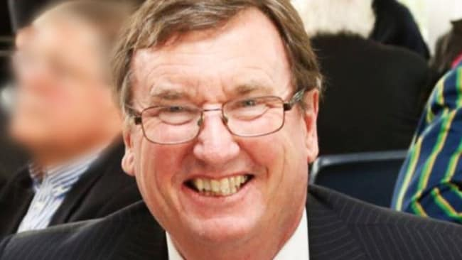 Stephen Russell has resigned as headmaster at St Kevin's College. Picture: Supplied