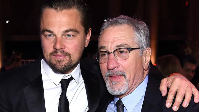 Just like Robert De Niro before him, Leo became Martin Scorsese's favourite actor.