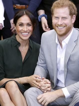 Meghan, Duchess of Sussex and Prince Harry, Duke of Sussex. Picture: Getty