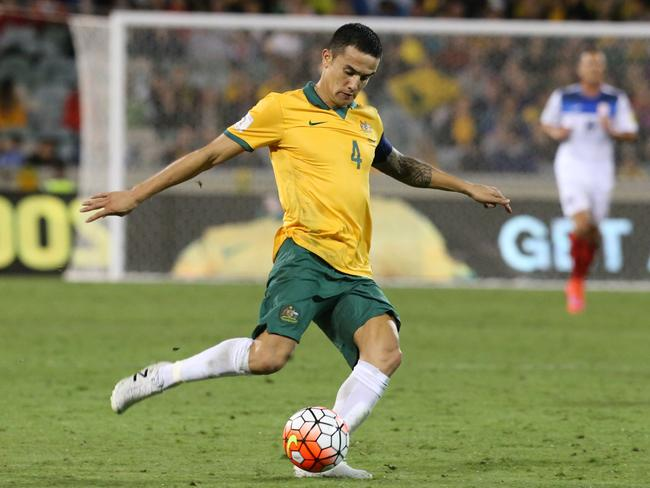 Tim Cahill was nearly lost to the Socceroos.