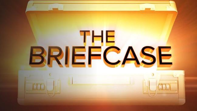 The Briefcase has been moved from its 7.30pm slot after two episodes.