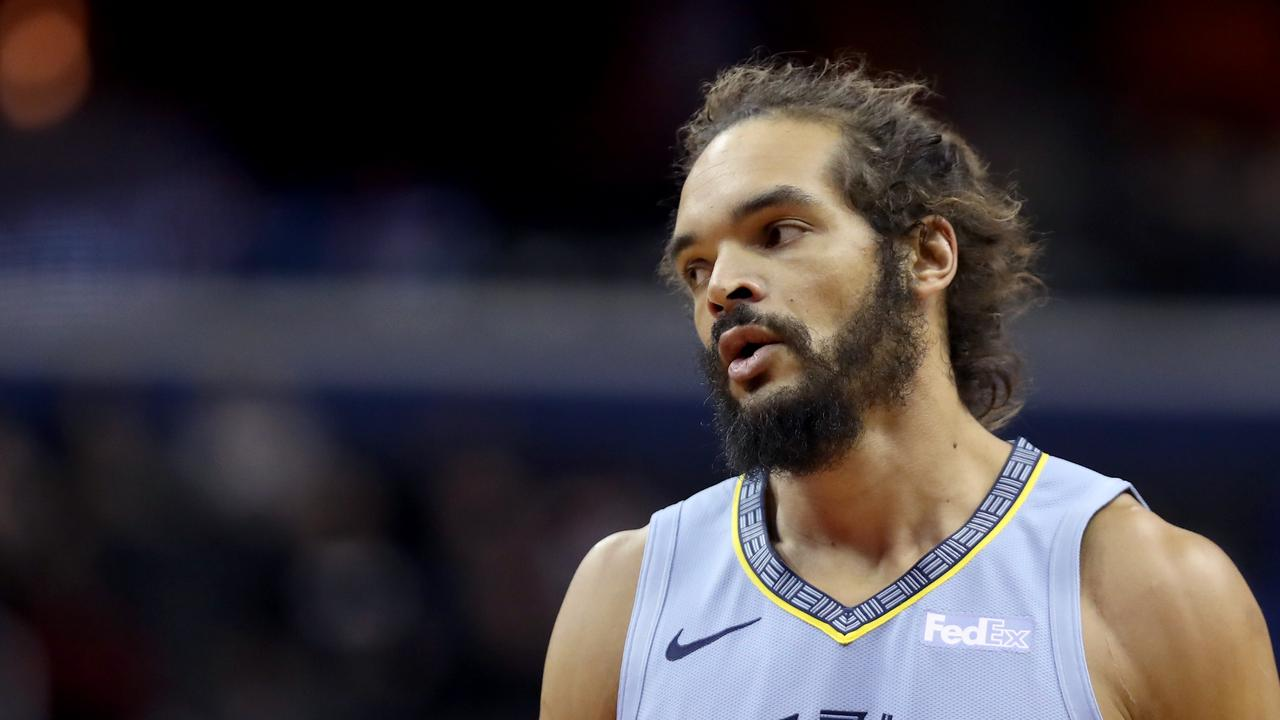 Joakim Noah is being eyed by the Breakers.