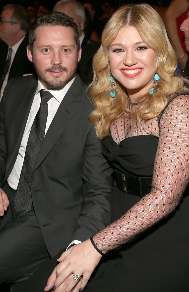 The couple, pictured here in 2013, first met 14 years ago. Picture: Getty Images for NARAS