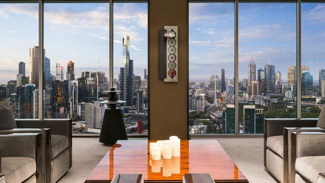 Penthouse/368 St Kilda Rd, Melbourne is for sale.