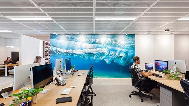 dropbox corporate office. dropbox might have the coolest office in australia0:59 corporate