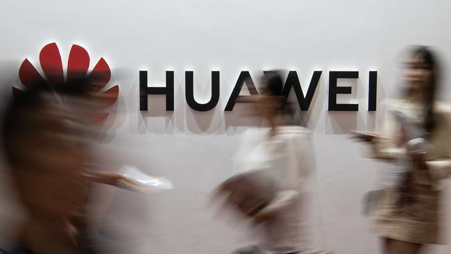 Huawei has been hit with fresh charges in the US. Picture: Fred Dufour/AFP