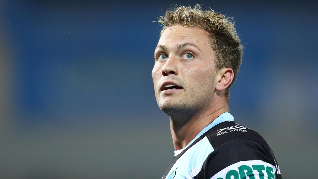 Matt Moylan's form has fizzled due to a bad run of injuries but the Sharks need him to get back to his best this season