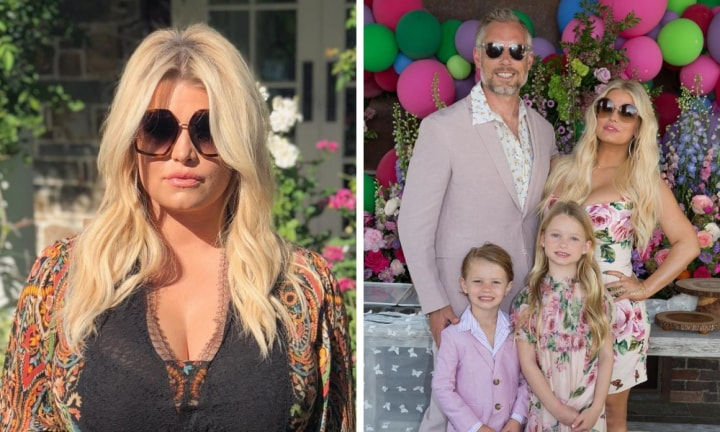 'We couldn't be happier': Jessica Simpson and hubby Eric Johnson's big news