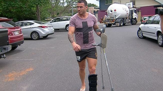 Darius Boyd has suffered a torn Achilles and will miss six to nine months.