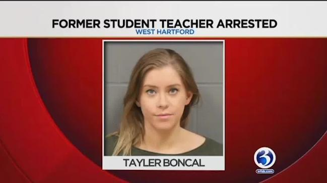 Student teacher accused of sex with teen says she 'loved' him