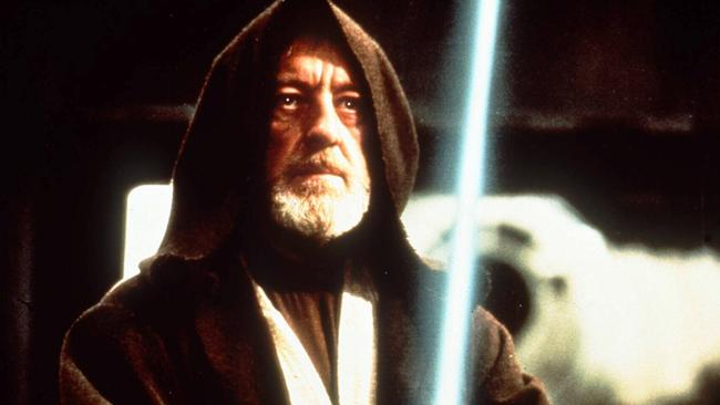 Alec Guinness' portrayal as Obi-Wan garnered him an Oscar nomination.