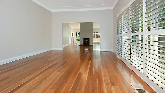 """Before: A home which has been """"virtually furnished"""". Picture: Top Snap Photography Professionals"""