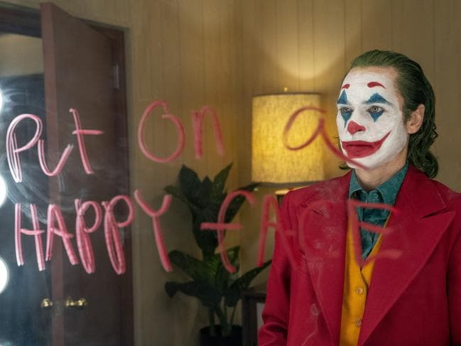 The Joker has come under fire for its graphic depictions of violence. Picture: AP