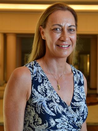 West Australia finalist Dr Tracy Westerman. Picture: Mick Tsikas/AAP