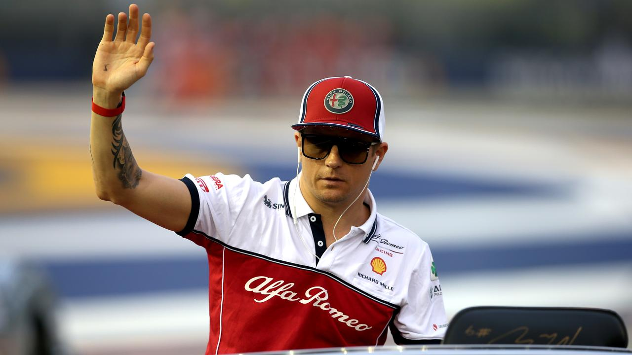 Kimi Raikkonen is the senior man in the sport, and will become the most experienced.