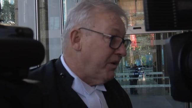 RAW: Jack de Belin abandons NRL court appeal