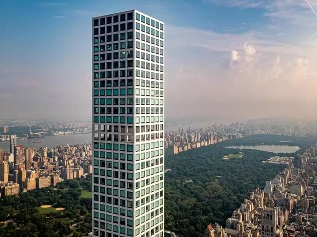 Most expensive Manhattan home for sale for $229.5 million. Picture: Realtor