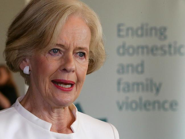 Former Governor-general Quentin Bryce is part of a review in Queensland. Picture: Peter Wallis