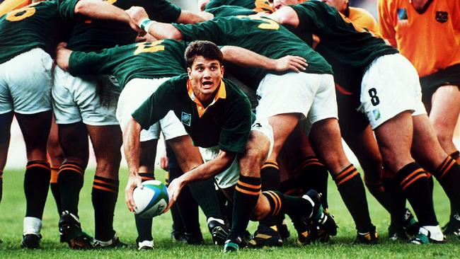 Former Wallabies captain George Gregan says rugby has lost of their all-time greats after the passing of Joost van der Westhuizen.