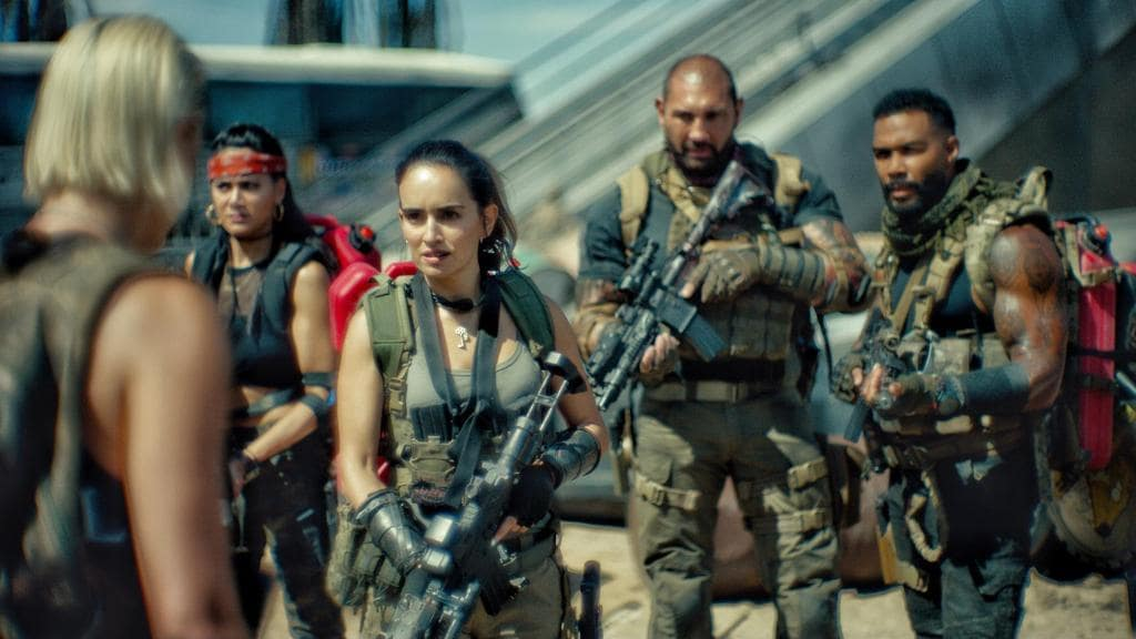 Army of the Dead is streaming now on Netflix.