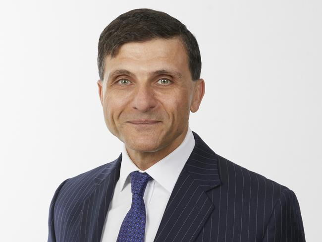President of the Law Council of Australia, Arthur Moses SC.
