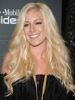 <p>Television personality Heidi Montag arrives at the T-Mobile Sidekick LX Launch Party in Los Angeles, California 14/05/2009.</p>