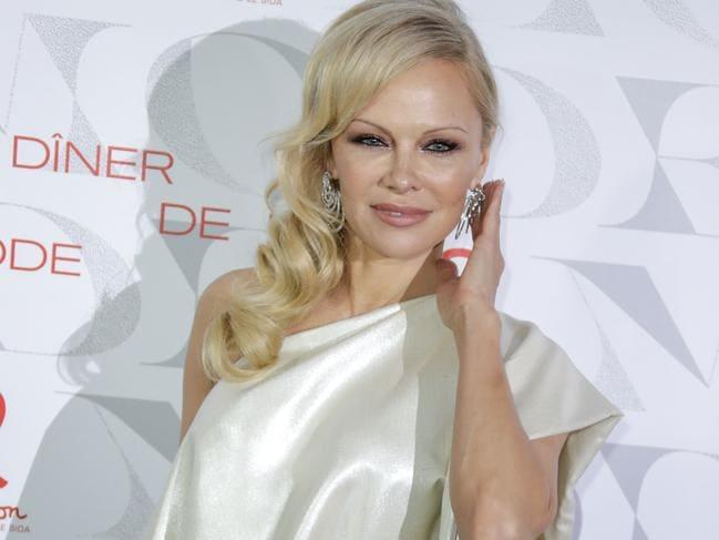 Pamela Anderson has had a tumultuous love life. Picture: AFP