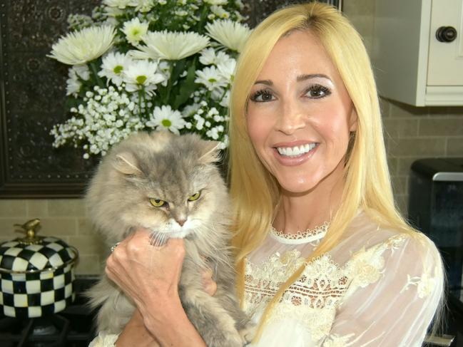 Ashley Bullerdick, paid a staggering amount of money to clone their beloved cat, Cinnabun.