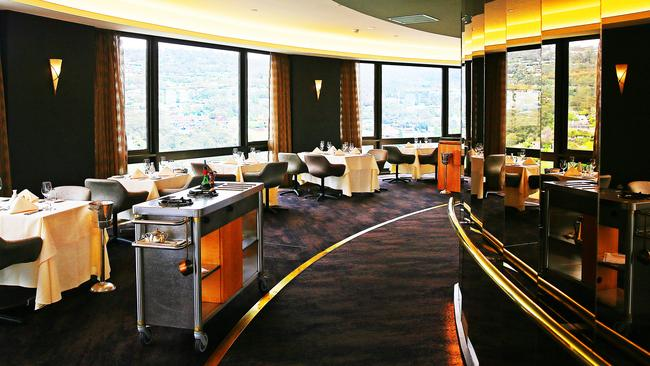 Revolving Restaurant Wrest Point