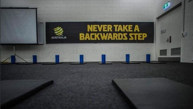 One of the Socceroos' mantras since day one. Source: FFA.