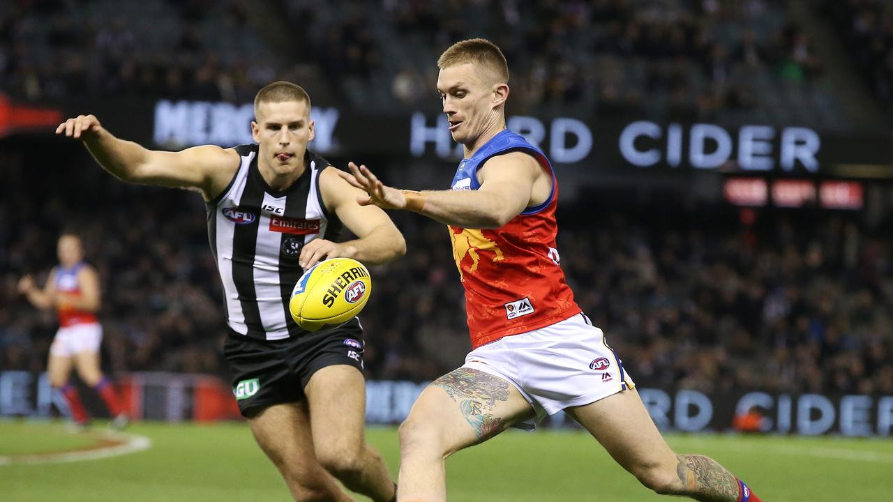 Dayne Beams has swapped colours. Again. Photo: Michael Klein