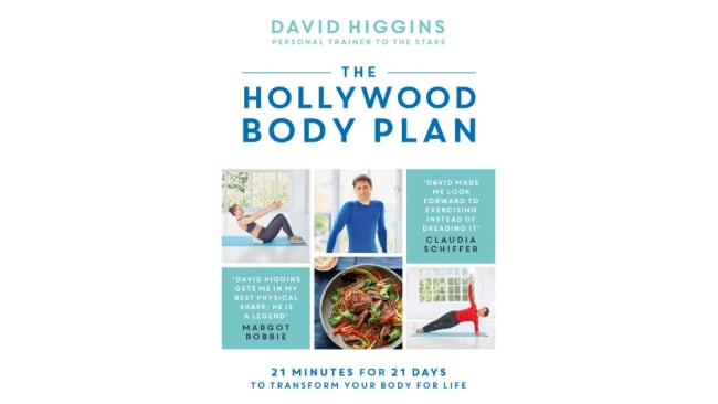 The Hollywood Body Plan is available now. Image: Supplied.