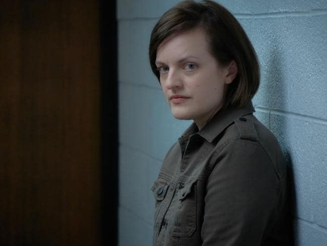 Elisabeth Moss was awarded Best Lead Actress for Top of the Lake: China Girl, which dominated the TV categories. Picture: Foxtel