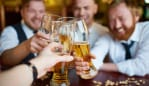 A top female barrister has urged male laywers to stop behaving like they're on a stag do. Source: iStock