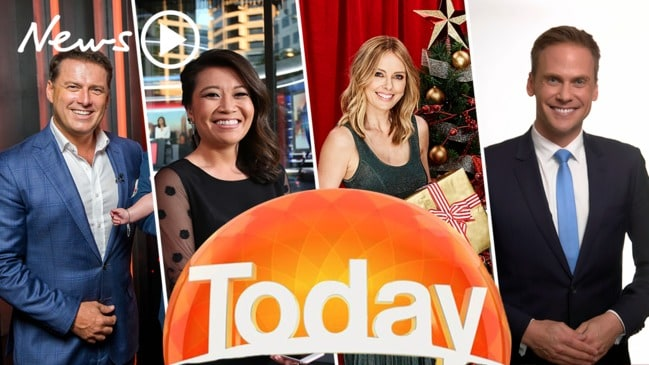 Today Show: Meet the 2020 line-up