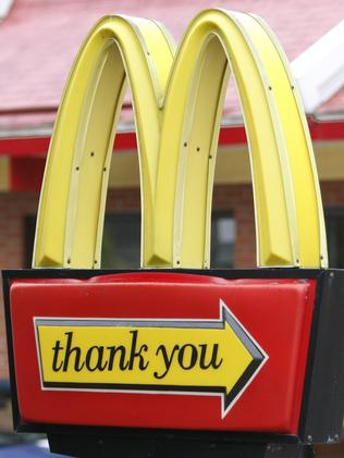 McSchools ... could be a reality with funding from McDonalds. Picture: AP