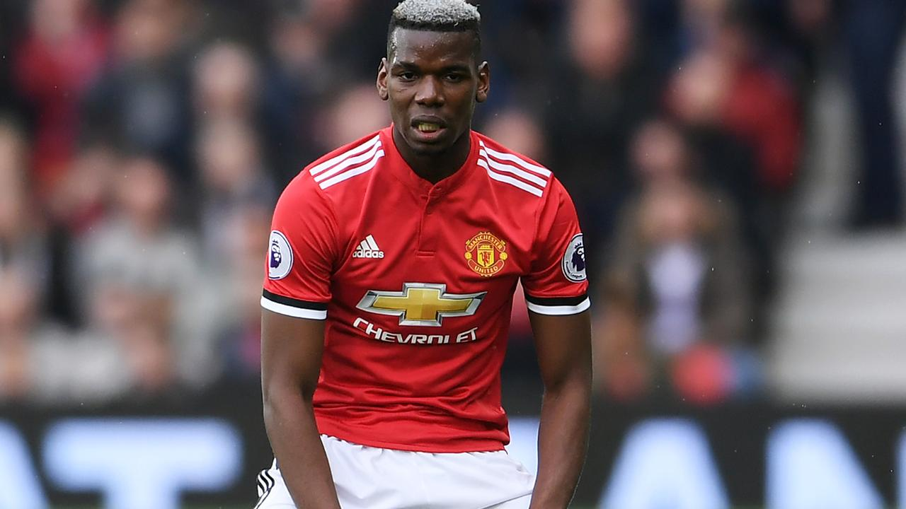 Paul Pogba is one of several World Cup stars not awarded a Top 10 rating.