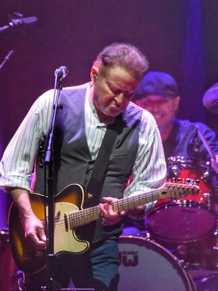 Don Henley in concert at Rod Laver Arena in Melbourne. Picture: Tony Gough