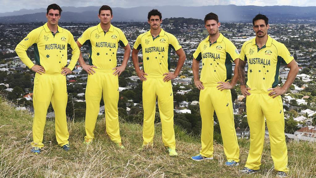 New Zealand Time Twitter: Cricket World Cup 2015: The Five Greatest Australia-New