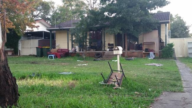 Life in the Mt Druitt-Lethbridge Park area is no picnic says Billie Jo Wilkie who wants to escape the squalor and the drug scene. Picture: Candace Sutton