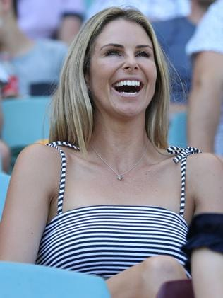 Candice Warner has been subjected to cruel taunts a decade after a brief encounter with Sonny Bill Williams more than a decade ago. Picture: Annette Dew
