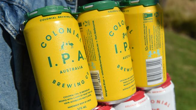 Colonial Brewing Co has denied any 'malice' but will review its name. Picture: Chris Eastman